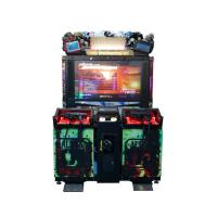 Quality Coin Operated Arcade Shooting Game Machine With LED Lighting / Surround Sound wholesale