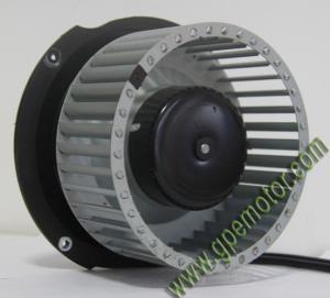 Quality EC Fan-Forward Curved Fan with EC Motor AC110~230V 146 wholesale