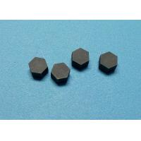 Quality High Mechanical Strength PCD Wire Drawing Die Blanks Self Supported Hexagonal Diamond H2010 wholesale