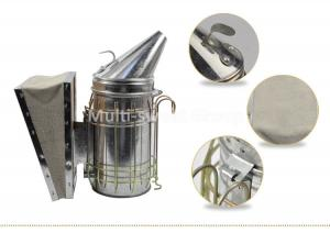 Quality 28.5cm Height 736g Stainless Steel Corium Bee Smoker wholesale