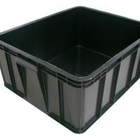 Quality SGS  Antistatic Cleanroom Corrugated Plastic ESD Tray wholesale
