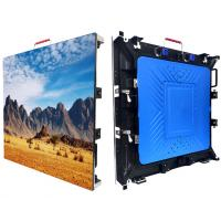 Quality Exterior Advertising Led Display Board 160*160/80mm Die Casting Aluminum Cabinet wholesale