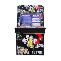 Quality Wooden Upright Arcade Cabinet Fighting Video Game Machine For Theme Park wholesale