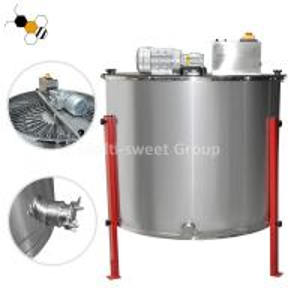 Quality CE Centrifugal 220V 110V 24 Frames Electric Honey Extractor wholesale