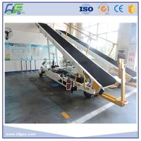 Quality Towable Baggage Conveyor Belt Loader , 700 - 750 Mm Width , Easy Operation wholesale