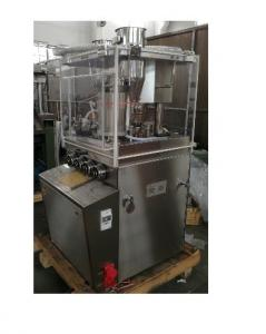 Quality 80KN Automatic Rotary Tablet Press Machine Core Covered 21840pcs/H wholesale