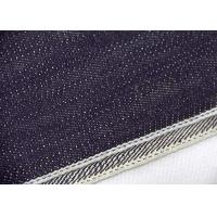 Quality 18.6oz Japanese Selvedge Denim Fabric For Jeans W92239A With Customized Color wholesale