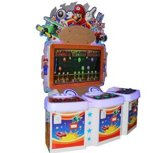 Quality Crazy Shooter Redemption Game Machine , Prize Redemption Machine wholesale