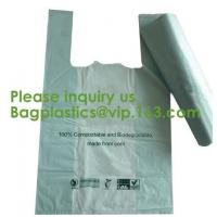Quality Corn Starch Made 100% Compostable Garment Bags Apparel Mailing Bags Biodegradable reusable recyclable eco firendly wholesale