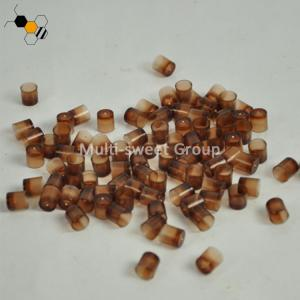 Quality Brown 10mm Diameter Plastic Queen Bee Cell Cups wholesale