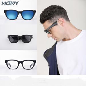 Quality Anti Ultraviolet Music Smart Eyewear Compatible Smart Phones wholesale