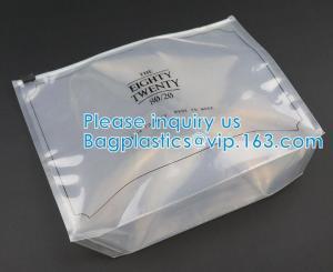 Quality Cosmetic K Clear Bubble Bags/Hot Sale Slider Zipper Bag, Slider Hook Hanging Zipper Bag, Slider Zipper PVC Pencil wholesale