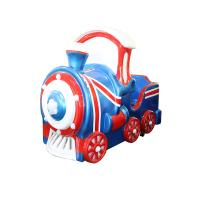 Quality 1 Player Kids Coin Operated Kiddie Ride / Little Train Rides For Supermarket wholesale