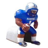 Quality Inflatable Bruiser Mascot tunnel wholesale