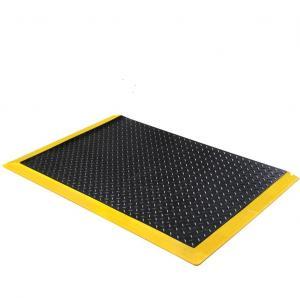Quality anti slip roll industrial outdoor safety workshop working polyurethane floor Custom esd anti fatigue mat wholesale