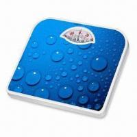 Quality Mechanical Bathroom Scale, Made of Steel and Plastic, with 130kg/300lb Capacity wholesale