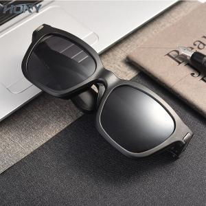 Quality Smart Switch Hidden Audio Eyewear Coloured Lenses Anti-UV Bluetooth Glasses wholesale