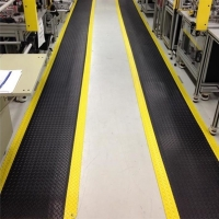 Buy cheap Barber Mat Anti fatigue ESD Antistatic Conductive Floor Mat With Standard Size0 from wholesalers