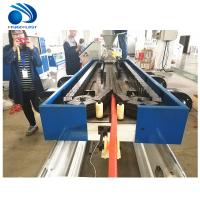 Quality High Speed Corrugated Pipe Making Machine Line For Water Soft Hose Tube wholesale