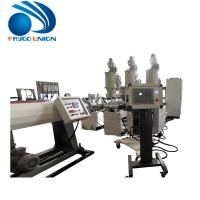 Quality PP PE PPR Pipe Production Line Tube Extrusion Line For Hot And Cold Water Supply wholesale