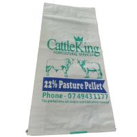 Quality 25kg 50kg PP Woven Bags Virgin Polypropylene Material Any Size Available wholesale