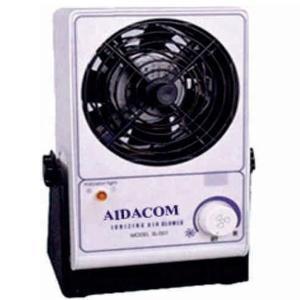 Quality Mini Desktop Electric Antistatic ESD Ionizer / Ionizing Air Blowers wholesale