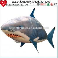 Quality Inflatable Advertising PVC Shark Balloon Blimp and Fashionable The Shark Inflatable blimp for Outdoor Advertising wholesale