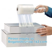 Quality Stretch Wrap Film Industrial Strength Clear Cling Plastic Pallet Supplies | Durable Self-Adhering ● Packing ● Moving wholesale