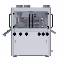 Quality 200KN Large-Size Double-color Three-color Dishwashing Tablet Effervescent Tablet Compression Machine wholesale