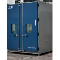 Quality Compact Walk In Test Chamber , Controlled Environment Chamber For Full Size Solar Panels wholesale