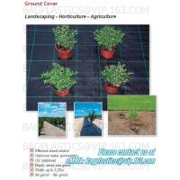 Quality PP ground cover,weed barrier Fabrics, weed mat in strawberry garden, Agricultural weed control pp woven grass mat, 70gsm wholesale
