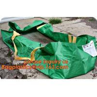 Quality 1000kg 2000kg PP New Rubbish Skip Garbage Bag,Flexible Container fibc bag for 4 tons,Eco friendly garbage dumpster Bag s wholesale