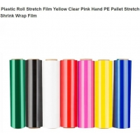 Quality Pallet Stretch Film For Wrap/ Film Stretch, Jumbo Roll Lldpe Hand Pe Stretch Film Price, Free Sample LLDPE Clear Plastic wholesale
