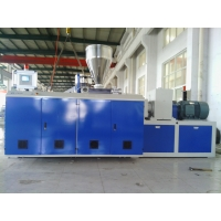 Quality Ce 22m/Min Water Cooling Corrugation Plastic Pipe Extruder Machine wholesale