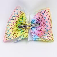 Quality Decorative Hair Bow Ribbon Net Surface Printed Customzied Color With OEM Service wholesale