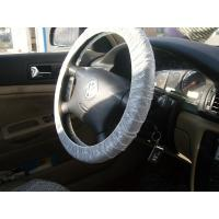 Quality steering wheel cover, car seat cover, disposable cover, pe car foot mat, gear cover, auto, Protective automobile product wholesale
