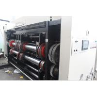 Fully Automatic Carton Making Machine With 7.2mm Thickness Of Printing Plate