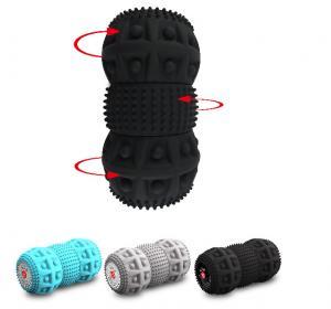 Quality Relaxed Vibration Foam Roller Foam Roller Shoulder Massage 3 Parts Unique Design wholesale