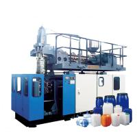 Quality Chemical Jerrycan Extrusion Blow Molding Machine With Single - Station wholesale
