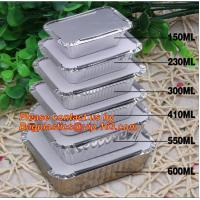 Quality Disposable Aluminium Foil Tray, Container for Food Packaging, foil lunch box, aluminum lunch box, foil bowl, deli tray wholesale