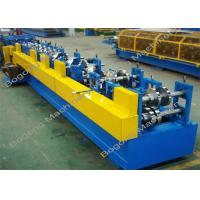 Quality Steel C / Z Purlin Roll Forming Machine Automatic Type With PLC Display wholesale