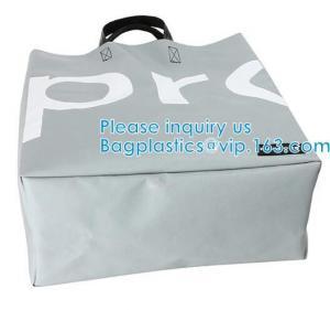 Quality Custom Eco Friendly Tarpaulin Fashion Outdoor Sport Waterproof Tote Bag Dry Bags Pvc Waterproof Bag For Women Shopping wholesale