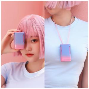 Quality Hands Free Bladeless Mini Portable Neck Fan 1100 MAh Battery Operated wholesale