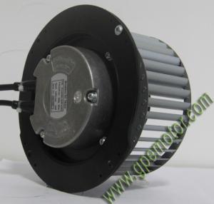 Quality EC Fan-Forward Curved Fan with EC Motor AC110~230V wholesale
