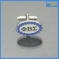 Quality High quality personalized metal cufflinks for mens garment decoration wholesale