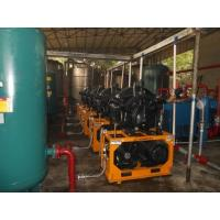 Quality High Pressure Booster Air Compressor 30bar - 40bar For Blowing Machine wholesale