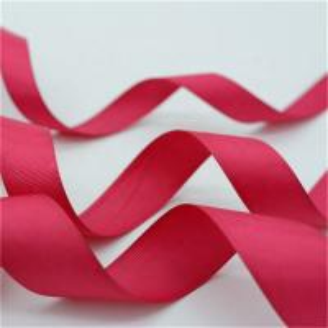 Quality Fancy Patterned Grosgrain Ribbon , Solid Color Custom Printed Grosgrain Ribbon wholesale