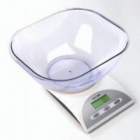 Quality Electronic Kitchen Scale with Alkaline Battery wholesale