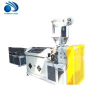 Quality Water Pipe Plastic Extruder Machine , Flexible PP PE PVC Pipe Making Machine wholesale
