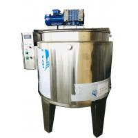 Quality SSS304 Material Chocolate Melting Machine Customized Voltage For Cream wholesale